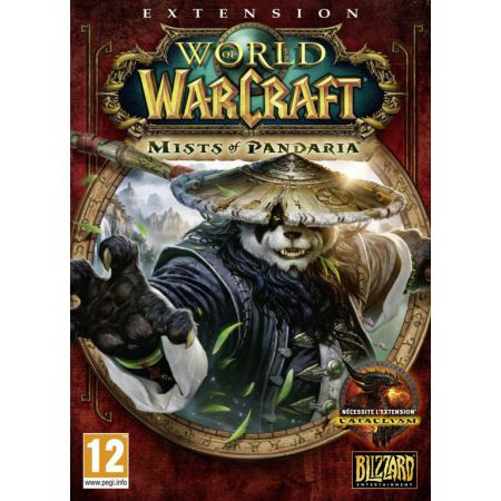 Jeu Pc - World Of Warcraft : Mist Of Pandaria