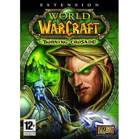 JEU PC - WOW WORLD OF WARCRAFT THE BURNING CRUSADE  EN FRANCAIS - VF