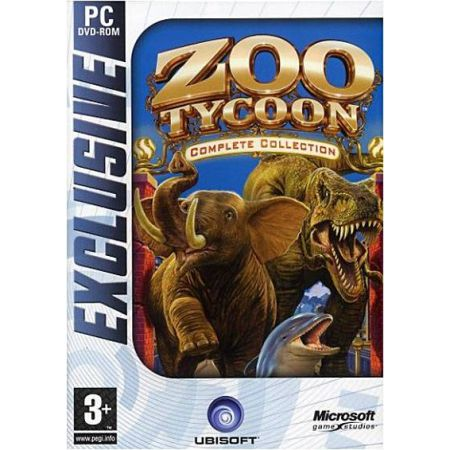 Jeu Pc - Zoo Tycoon Complete Collection