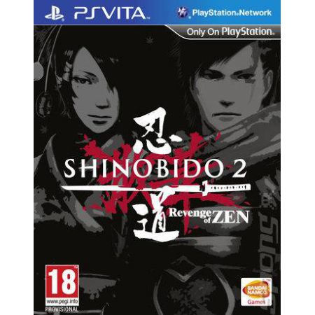 Jeu Ps Vita - Shinobido 2 Revenge Of Zen