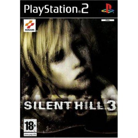 Jeu Ps2 - Silent Hill 3