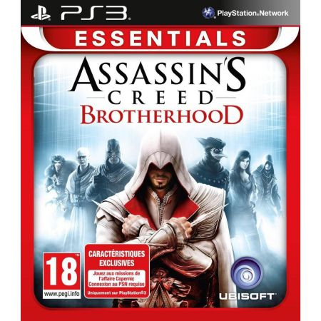 Jeu Ps3 - Assassin's Creed : Brotherhood