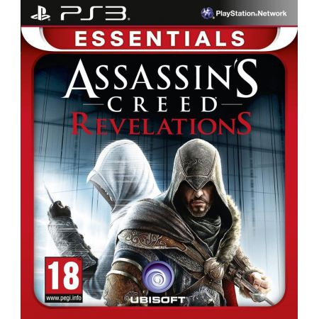 Jeu Ps3 - Assassin's Creed : Revelation
