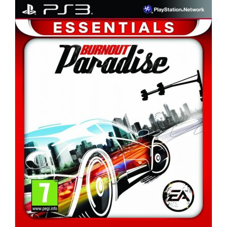 Jeu Ps3 - BurnoutParadise