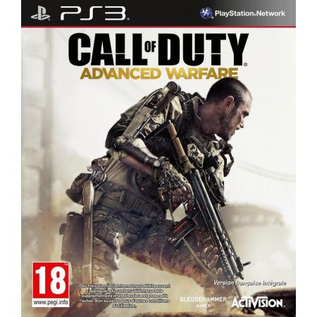 Jeu Ps3 - Call Of Duty : Advanced Warfare