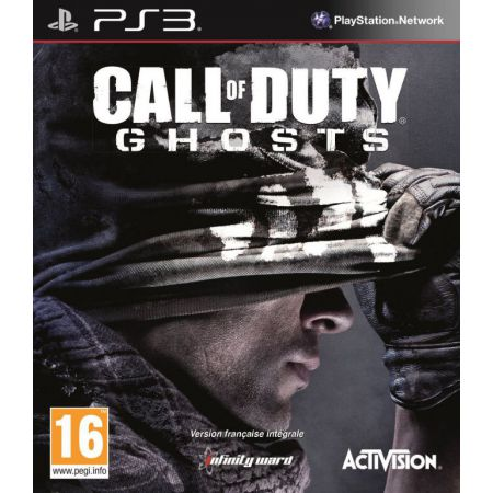 Jeu Ps3 - Call Of Duty : Ghost