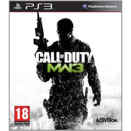 Jeu Ps3 - Call Of Duty Modern Warfare 3