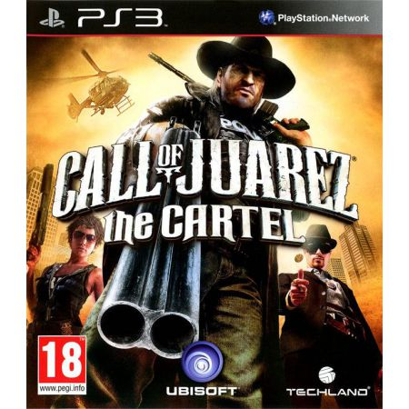Jeu Ps3 - Call Of Juarez The Cartel