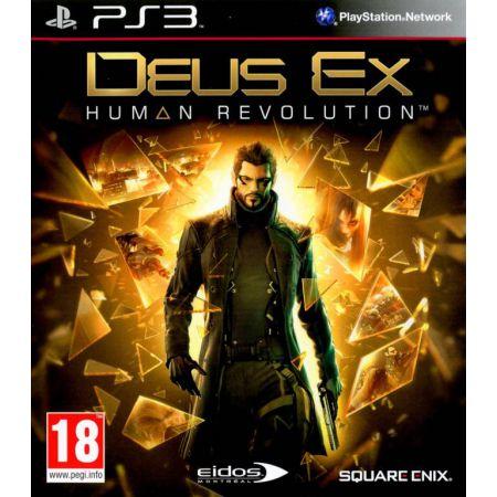 Jeu Ps3 - Deus Ex Human Revolution