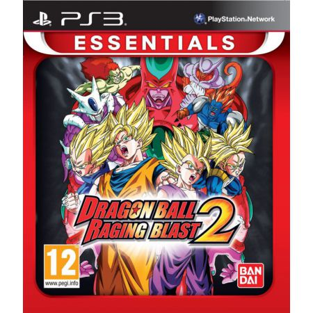 jeu Ps3 - Dragon Ball Raging Blast 2 - JPS33816