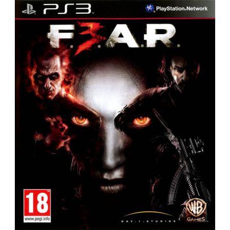 Jeu Ps3 - Fear 3