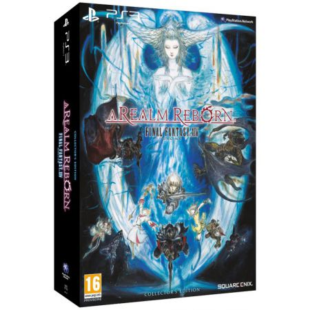 Jeu Ps3 -  Final Fantasy XIV : A Realm Reborn - édition collector - JPS32575