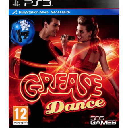 Jeu Ps3 - Grease Dance