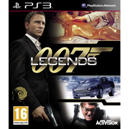 Jeu Ps3 - James Bond 007 : Legends - JPS33666