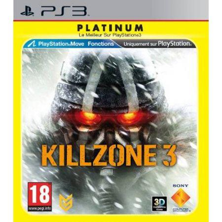 Jeu Ps3 - Killzone 3