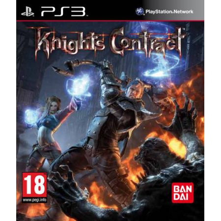 Jeu PS3 - Knights contract