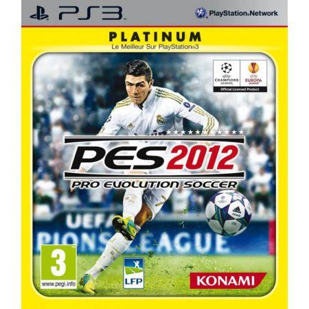 Jeu Ps3 - PES 2012 Platinum