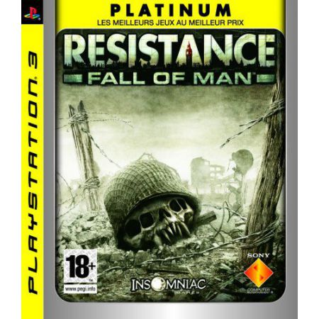 Jeu PS3 - Resistance 1 : Fall Of Mans Platinum - JPS35152