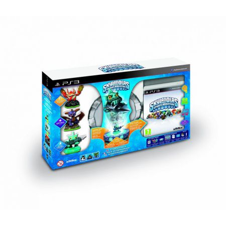 Jeu Ps3 - Skylanders : Spyro's Adventure - Pack De Démarage / Starter Pack