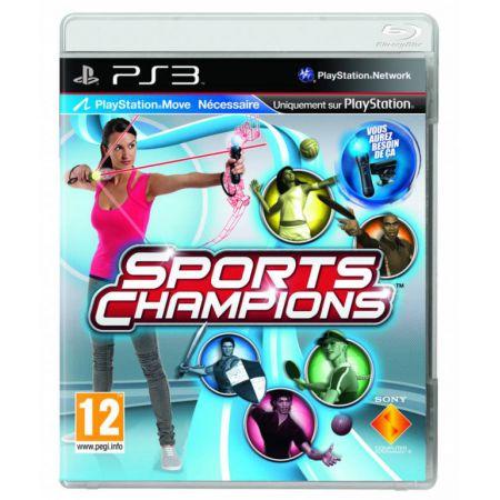 Jeu Ps3 - Sports Champions