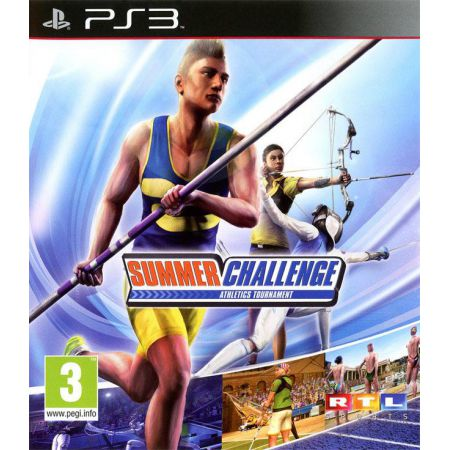 Jeu Ps3 - Summer Challenge Athletics Tournament