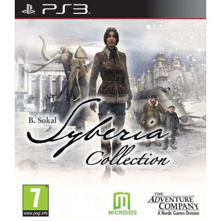 Jeu Ps3 - Syberia Collection