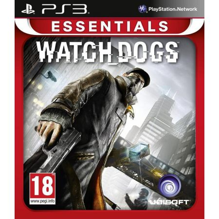 Jeu Ps3 - Watch Dogs