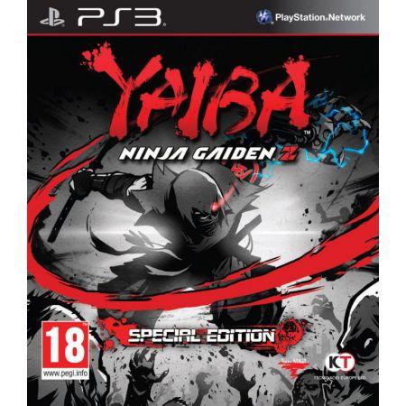 Jeu Ps3 - Yaiba : Ninja Gaiden Z - JPS31170