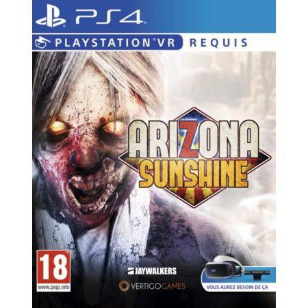 Jeu Ps4 - Arizona Sunshine - Playstation VR