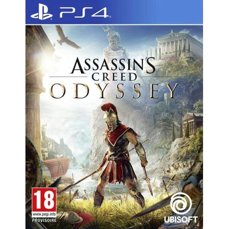 Jeu Ps4 - Assassin's Creed Odyssey