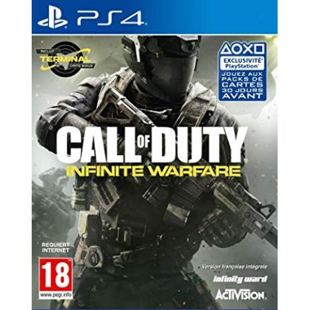 Jeu PS4 – Call of Duty Infinite Warfare