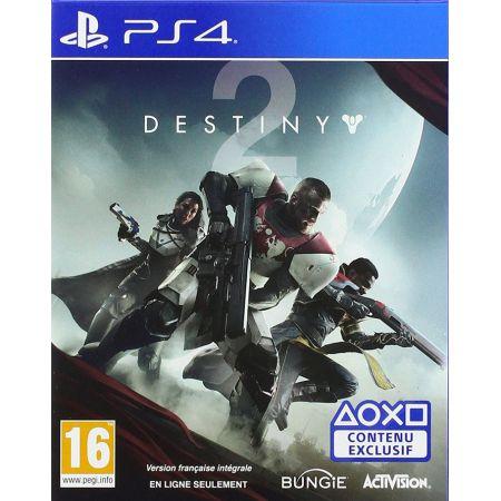 Jeu Ps4 - Destiny 2