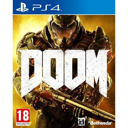 Jeu Ps4 - Doom