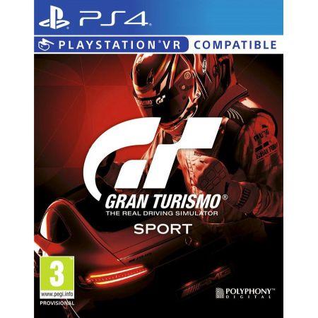 Jeu Ps4 - Gran Turismo Sport