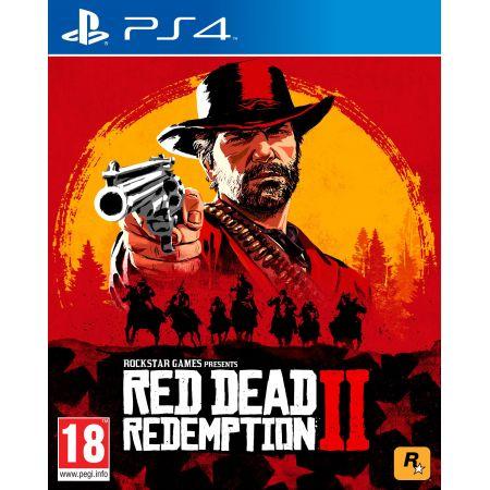 Jeu Ps4 - Red Dead Redemption 2