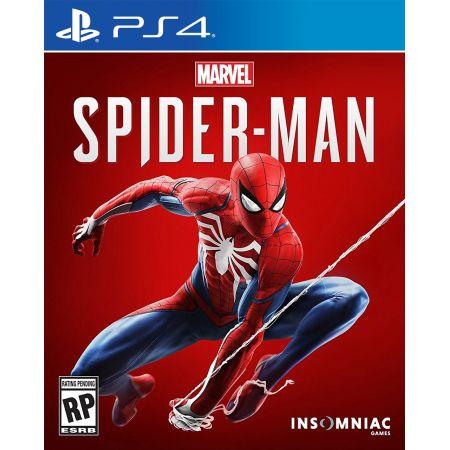 Jeu Ps4 - SpiderMan