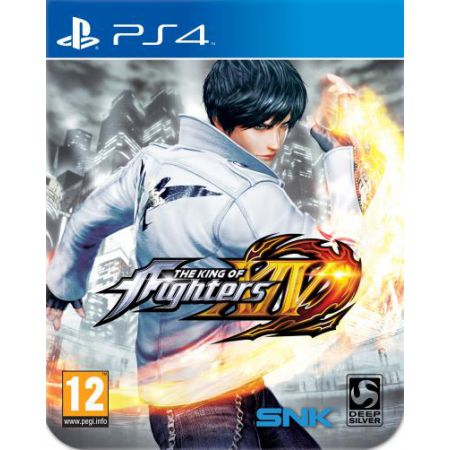 Jeu Ps4 - The King Of Fighters XIV - KOF 14