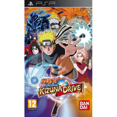 Jeu Psp - Naruto Shippuden : Kizuna Drive