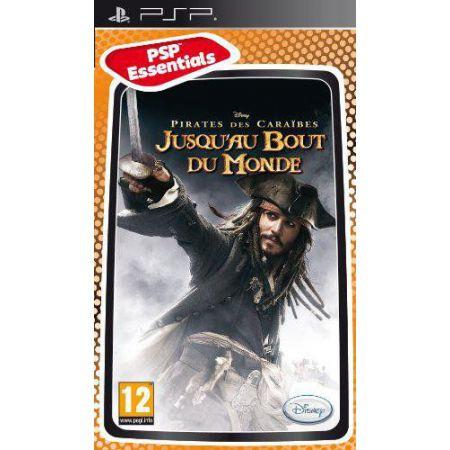 Jeu PSP - Pirates Des Caraibes : Jusqu'au Bout Du Monde