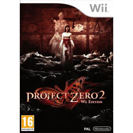 Jeu Wii - Project Zero 2 - JWII1580