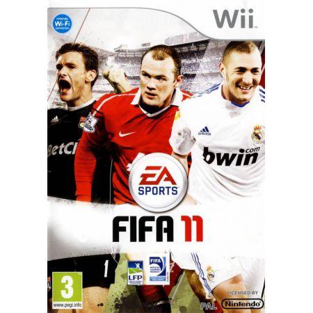 Jeu Wii & Wii U - Fifa 11