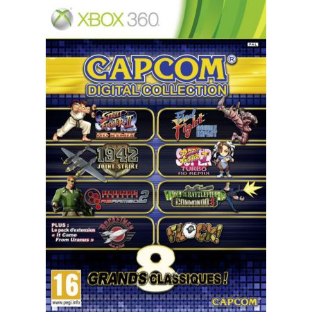 Jeu Xbox 360 - Capcom Digital Collection
