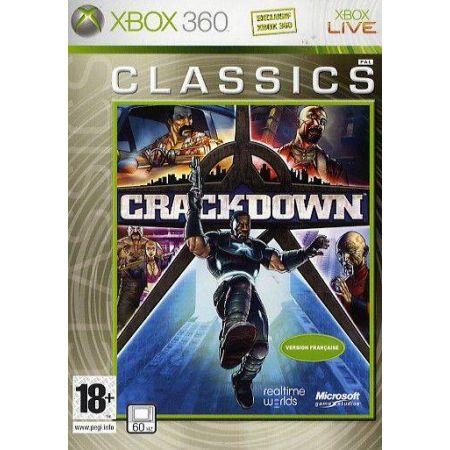 Jeu Xbox 360 - Crackdown Classics