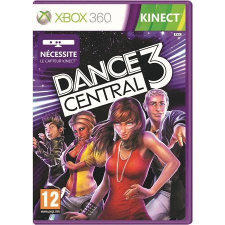 Jeu Xbox 360 - Dance Central 3 Edition Spéciale + 3 Chansons Bonus