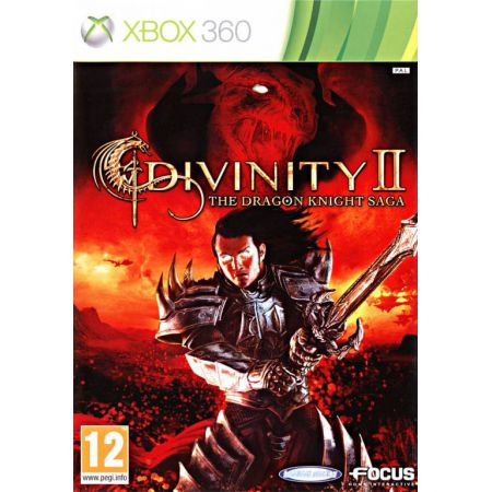 Jeu Xbox 360 - Divinity II : The Dragon Knight Saga