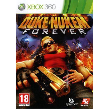 Jeu Xbox 360 - Duke Nukem Forever