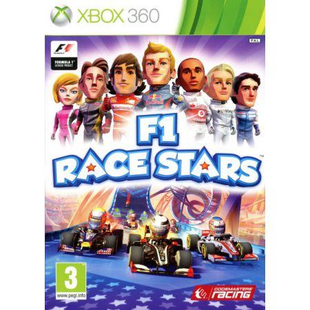 Jeu Xbox 360 - F1 Race Stars