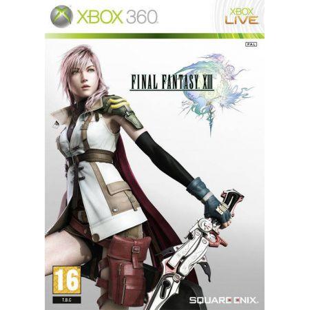 Jeu Xbox 360 - Final Fantasy XIII