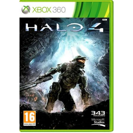 Jeu Xbox 360 - Halo 4 - JXB3609908