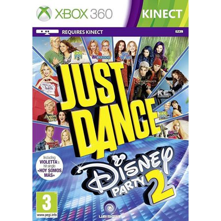 Jeu Xbox 360 - Just Dance Disney : Party 2